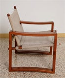 Danish Teak Sling Chair image 10