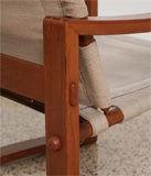 Danish Teak Sling Chair image 5
