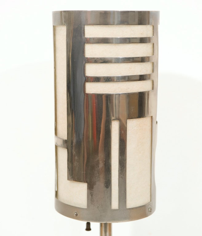 Art Deco Table Lamp Designed by Karl Hagenhauer 6