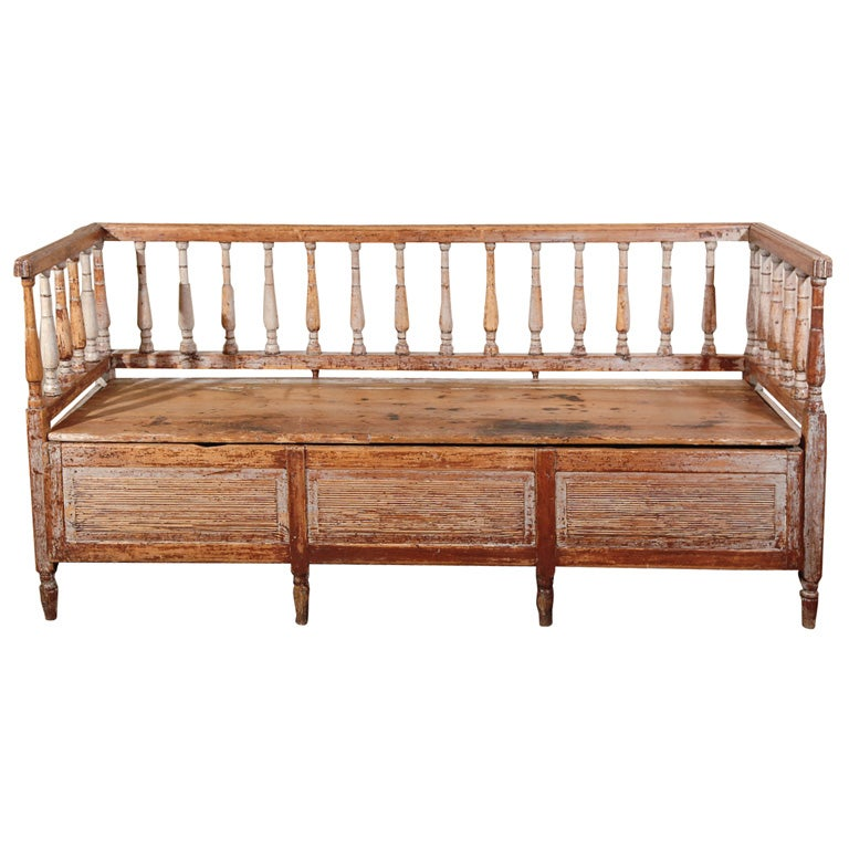 antique daybed  2