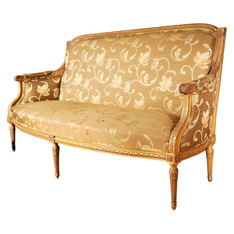 Louis Xvi Revival Sofa At 1stdibs