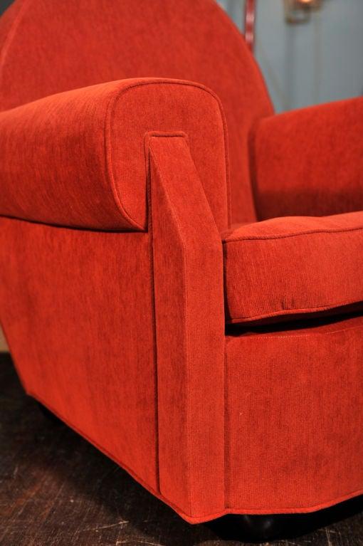 Sculptural Club Chair by Vittorio Valabrega For Sale 1
