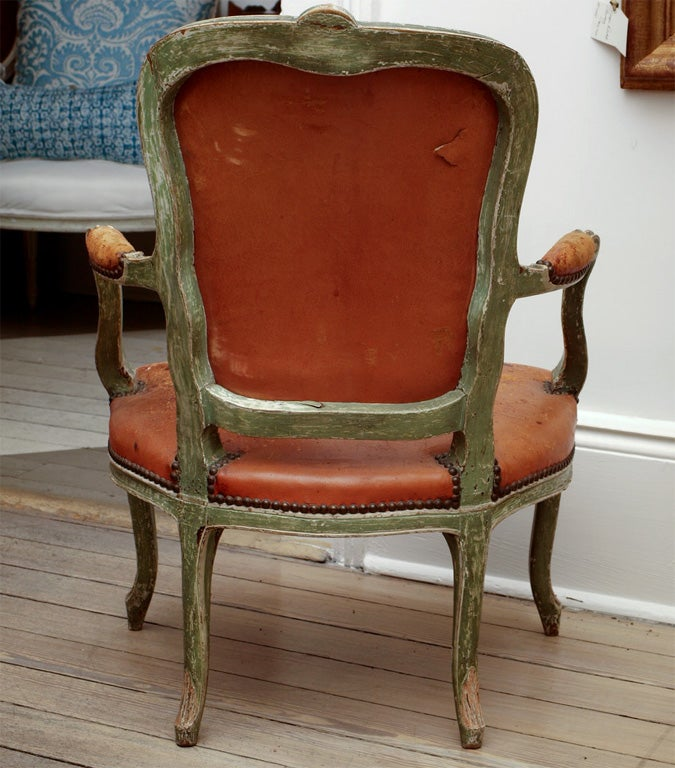 louis xv fauteuil at 1stdibs. Black Bedroom Furniture Sets. Home Design Ideas