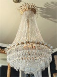French Empire Style Chandelier image 2