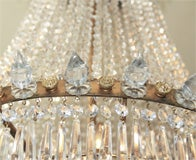 French Empire Style Chandelier image 4