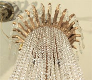 French Empire Style Chandelier image 5