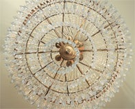 French Empire Style Chandelier image 6