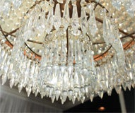 French Empire Style Chandelier image 10