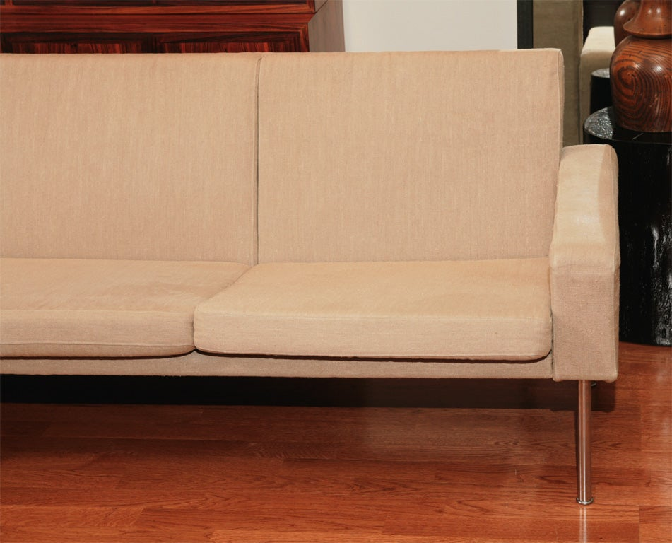 hans wegner sofa at 1stdibs. Black Bedroom Furniture Sets. Home Design Ideas