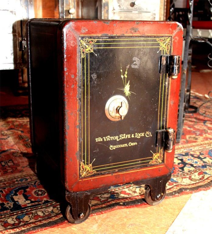 Victor Safe & Lock Co. Steel Safe image 2