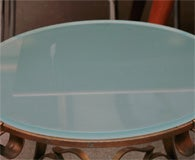 French Art Deco table image 4