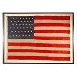 c. 1890 42 Star American Flag