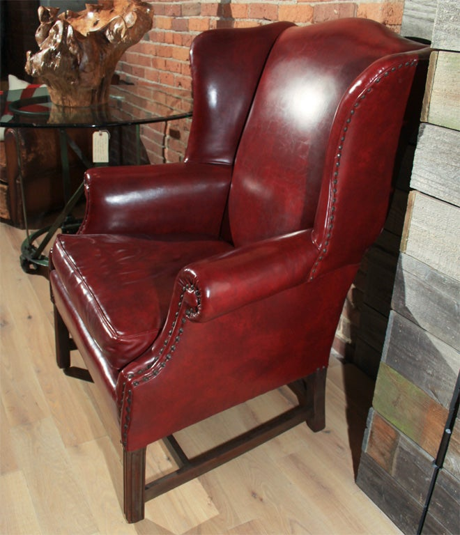 Wingback Chair image 10