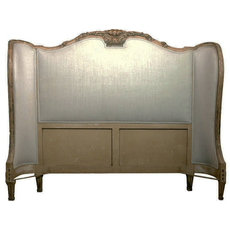 Antique French Headboard At 1stdibs