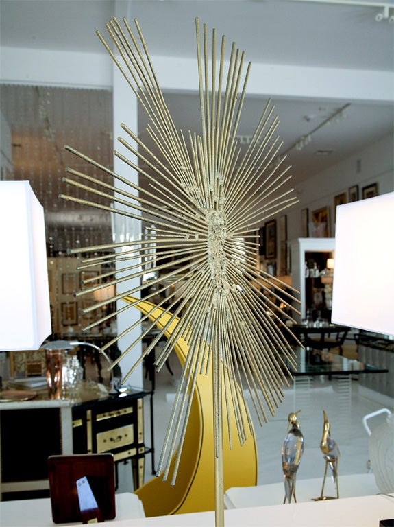 Original Starburst Sculpture by Tony Duquette In Good Condition For Sale In Palm Desert, CA
