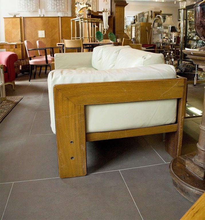 bastiano sofa by scarpa at 1stdibs. Black Bedroom Furniture Sets. Home Design Ideas