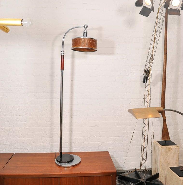 Floor Lamp by Gilbert Rohde 2