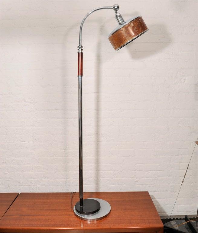 Floor Lamp by Gilbert Rohde 9