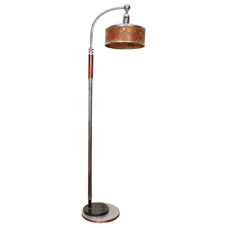 Floor Lamp by Gilbert Rohde