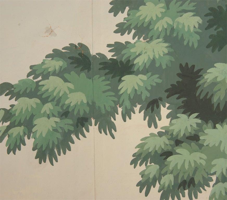 zuber wallpaper panel at 1stdibs