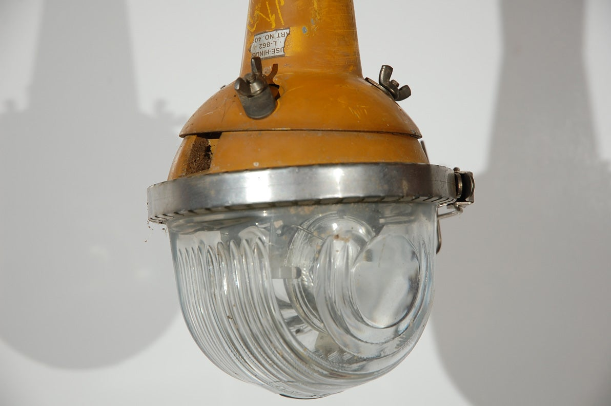 industrial style airport runway pendant light fixtures at 1stdibs