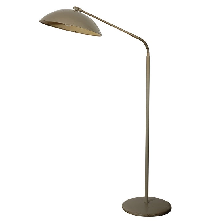 this industrial style adjustable metal floor lamp is no longer. Black Bedroom Furniture Sets. Home Design Ideas