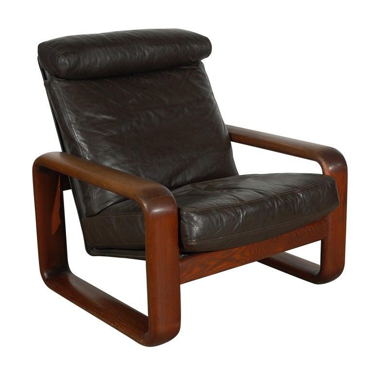 big arm lounge chair