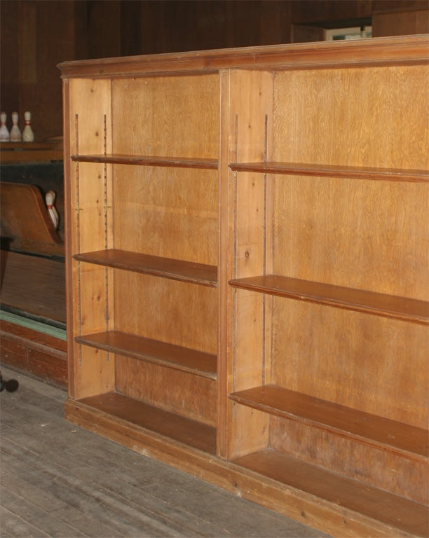 Wonderful KNOTTY PINE BOOKCASE  Traditional  Furniture  Other Metro  By