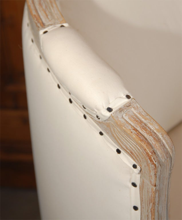 Swedish Gustavian Style Settee