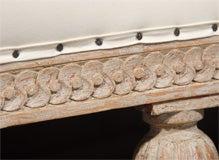 Gustavian Style Settee image 6