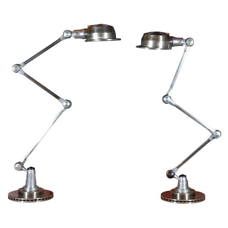 u0026quot jielde u0026quot  table lamp at 1stdibs