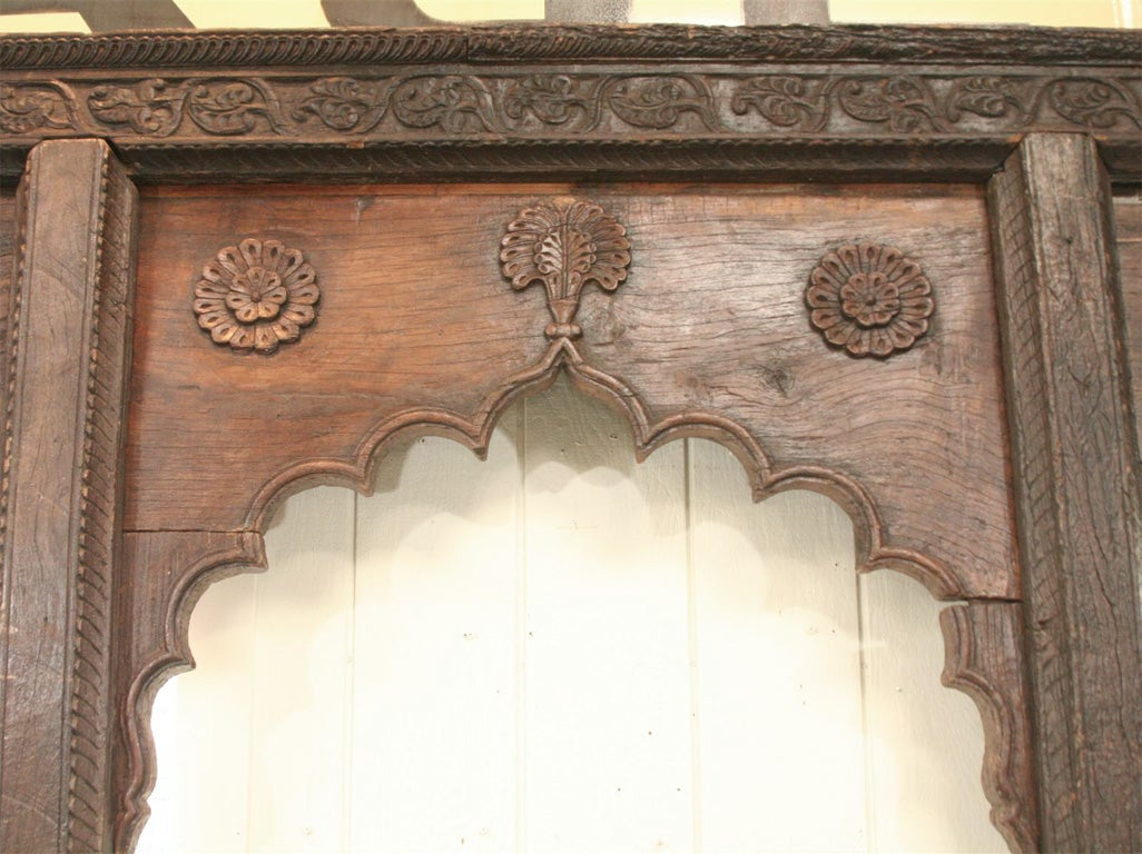 Antique Wooden Arch Doorway At 1stdibs