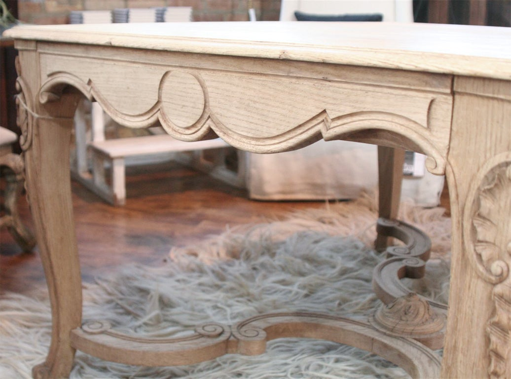 Antique wooden carved dining table at stdibs
