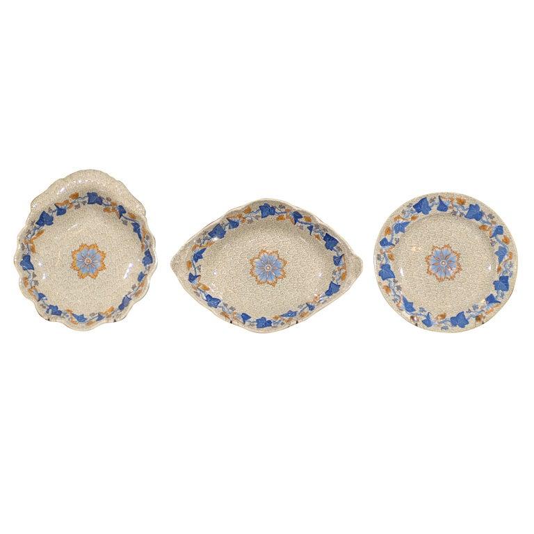 19th Century Spode Plates