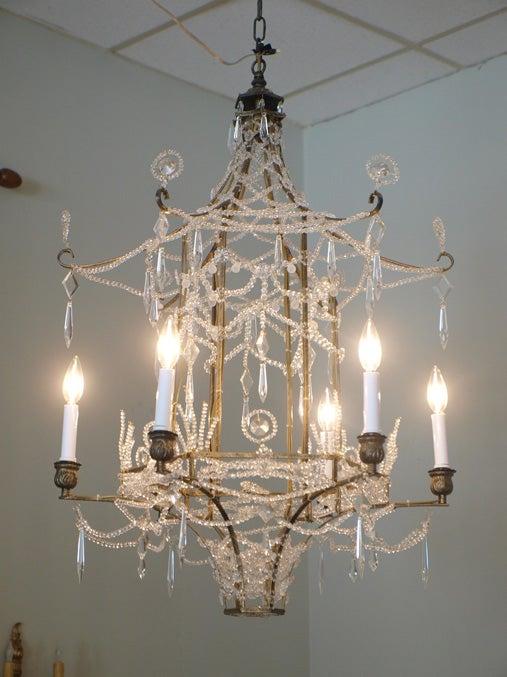 Pagoda chandelier image 10