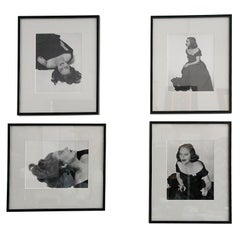 Original Photographs of Tallulah Bankhead by Philippe Halsman