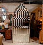 Gothic Iron Arch Mirror image 2