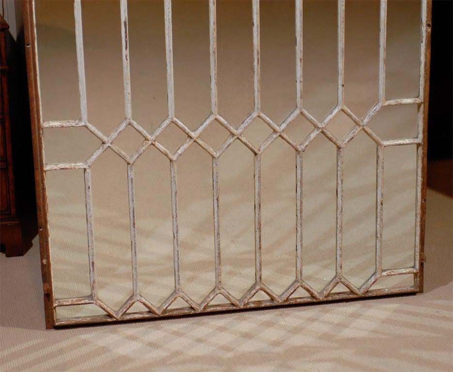 Gothic Iron Arch Mirror 3