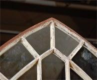 Gothic Iron Arch Mirror image 7