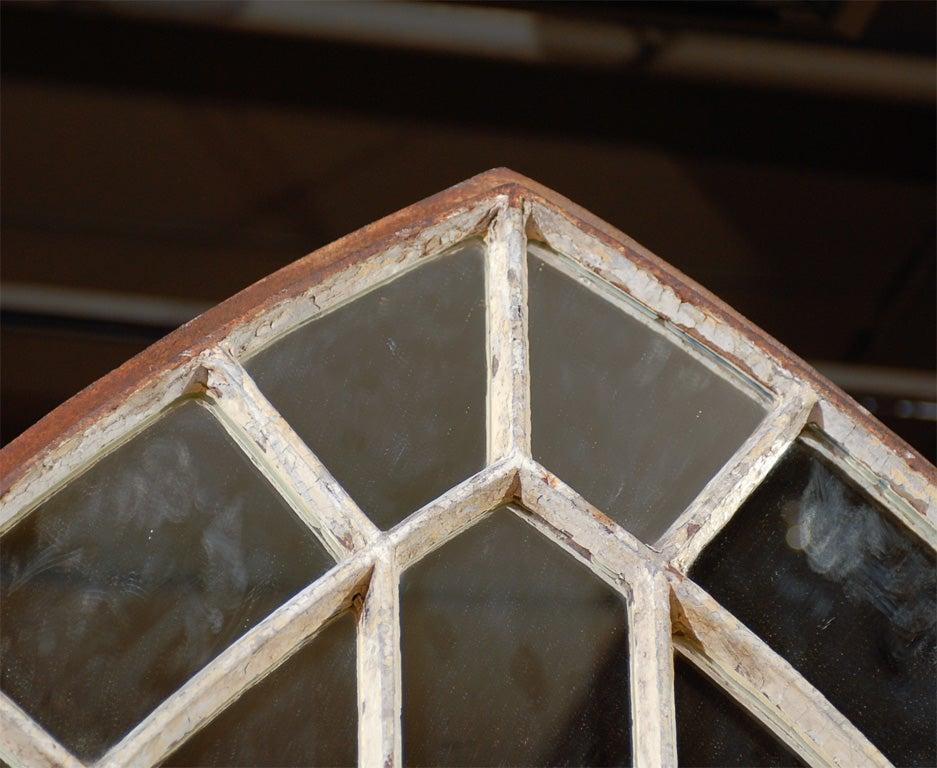 Gothic Iron Arch Mirror 7