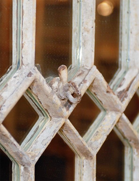 Gothic Iron Arch Mirror 8