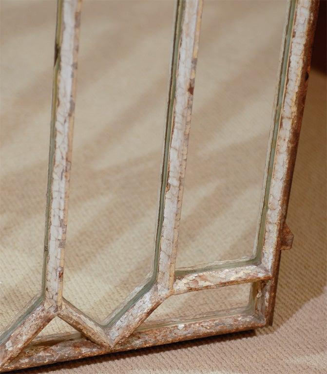Gothic Iron Arch Mirror 9