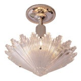Starburst Chandelier Antique