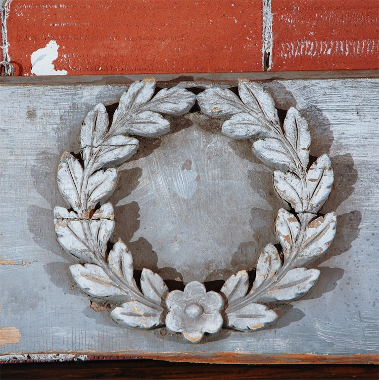 CT Horse Barn Architectural Carved Acanthus Panel, circa 1870 3