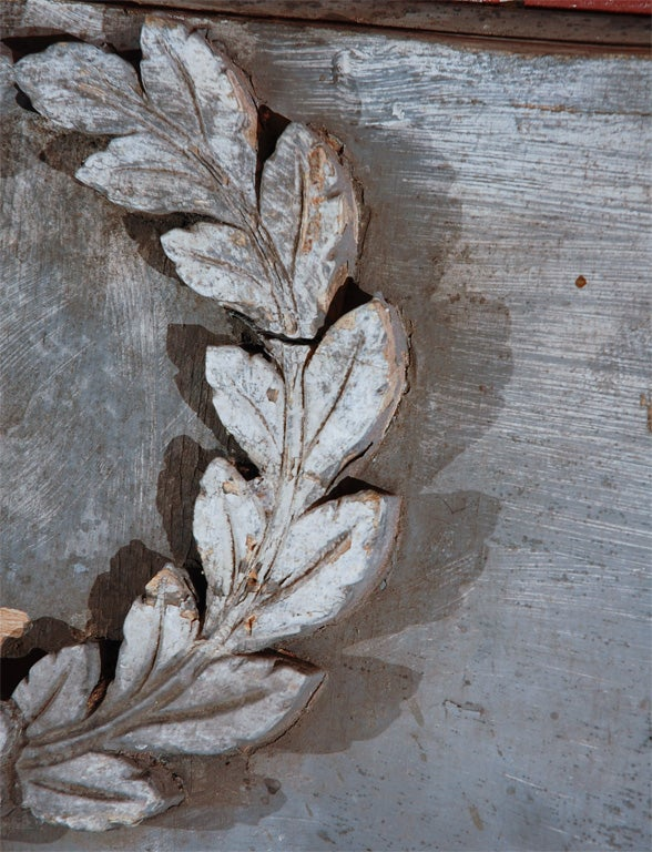 CT Horse Barn Architectural Carved Acanthus Panel, circa 1870 5
