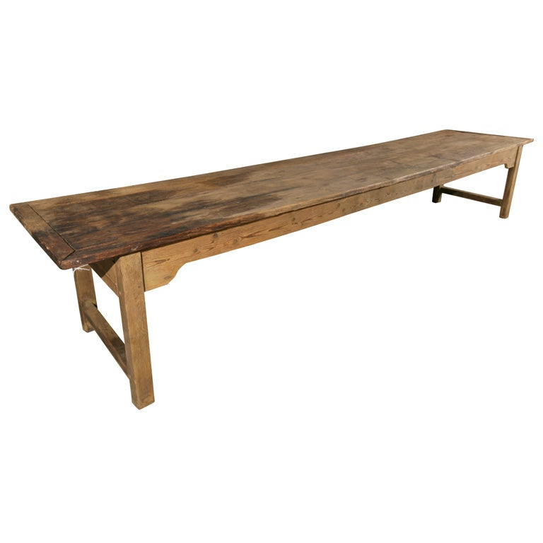 fortable furniture Pine harvest table