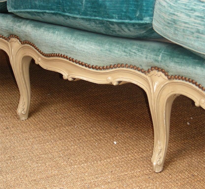1920 1940 Louis XV Style Three Seater Sofa At 1stdibs