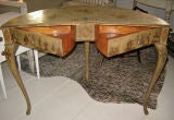 Amazing Chinoiserie Vanity Table image 7