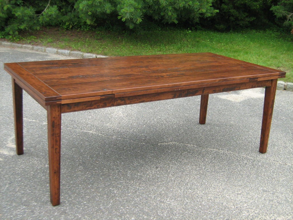 Refectory Dining Table For Sale At 1stdibs