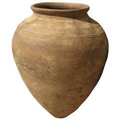 Antique oil jar